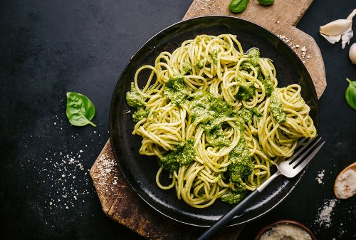 Want to live longer? Cut the meat, pass the pasta