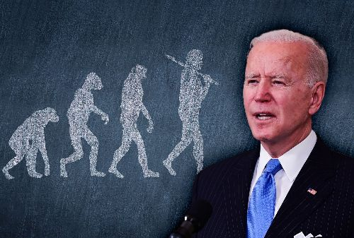 """Republicans pounce after Biden slams """"Neanderthal thinking"""" of GOP governors repealing mask mandate"""