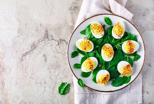 7 delectable deviled egg variations for springtime snacking