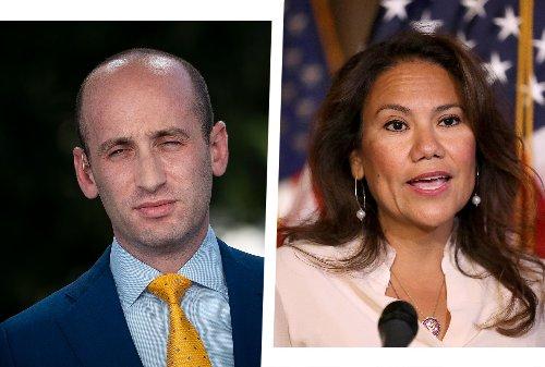 Stephen Miller should be in jail, House Democrat argues