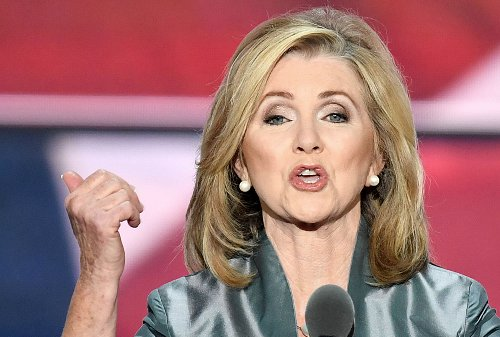 """Fox News host pushes back on Marsha Blackburn's blue state bailout lie: """"Your state gets $6 billion"""""""