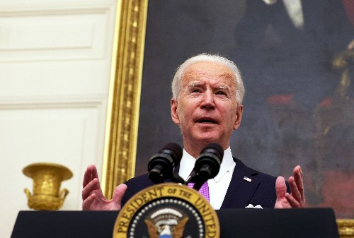 "Author Rick Perlstein on the challenge ahead: ""Biden knows that he is managing a dying regime"""