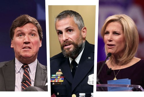 """Capitol police officer claps back at Tucker Carlson and Laura Ingraham: """"The facts are the facts"""""""