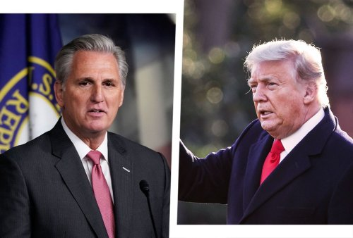 """""""Swampy operatives"""" gave Kevin McCarthy a """"MAGA makeover"""" to attract Trump supporters"""