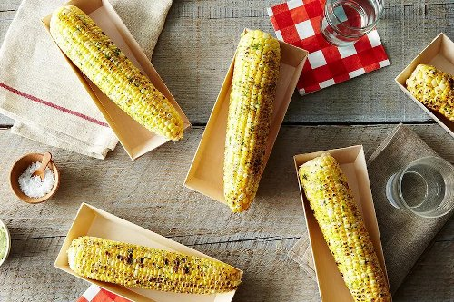You're just three ingredients away from the best corn on the cob — and it's not boiled