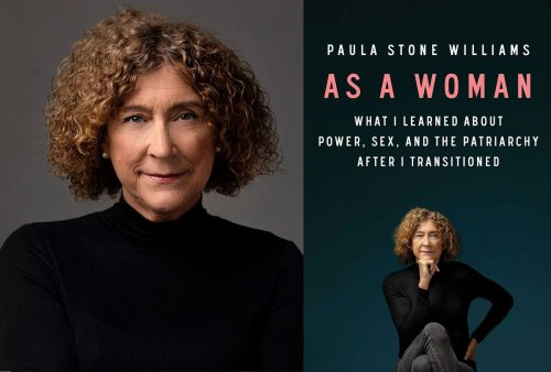 """""""As a Woman"""" author Paula Stone Williams: I was """"unaware of my male privilege"""" until transition"""