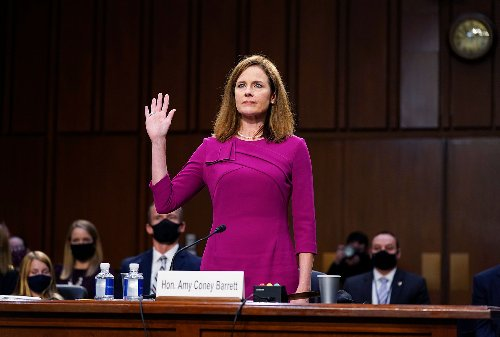 Amy Coney Barrett has changed the Supreme Court more than Brett Kavanaugh: legal analyst