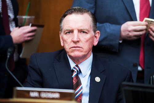Rep. Paul Gosar's siblings say he's a white supremacist — his Republican colleagues stay silent
