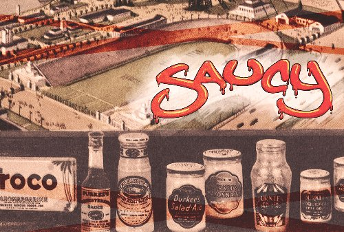 The history of Durkee Famous Sauce, a forgotten vintage luxury with modern condiment shelf appeal
