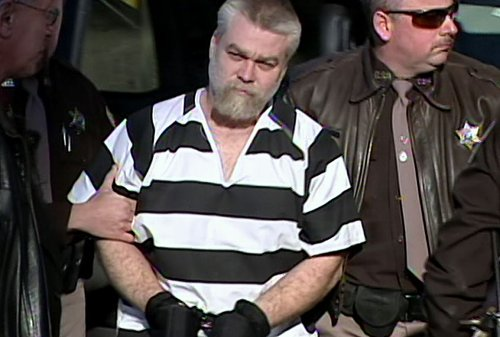 "New ""bombshell"" motion in ""Making a Murderer"" case points finger at someone else Steven Avery knew"