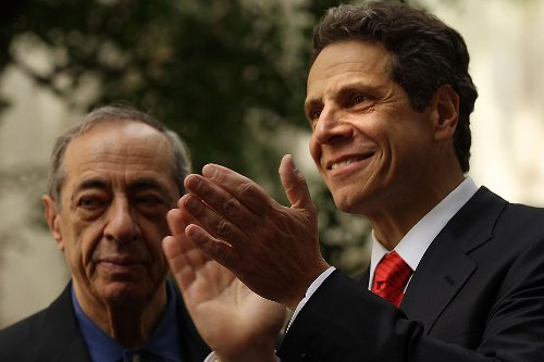 Like father, like son: Andrew Cuomo, Mario Cuomo and the Supreme Court seat that never was