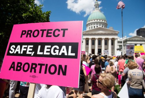 Ending Roe v. Wade is the goal of draconian new abortion laws — and we're getting closer every day