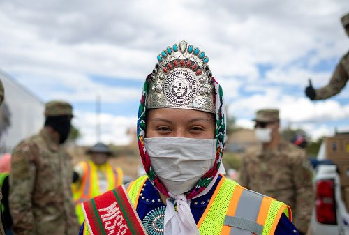 Crisis in the Navajo Nation: Voter suppression, racism and a deadly pandemic