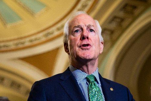 Rachel Maddow rips Sen. John Cornyn on blocking Biden DOJ nominee with epic throwback