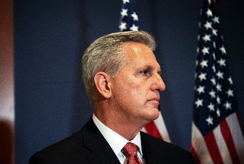 Kevin McCarthy's strange real estate saga: A luxury condo in D.C. and a tract house in California
