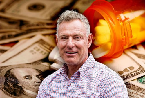 This Democrat got big money from Big Pharma — and turned against lower drug prices