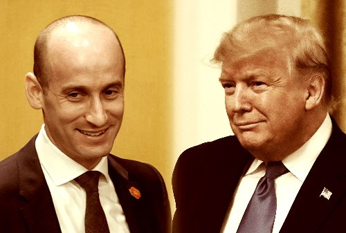 Stephen Miller and more than 15 other Trump aides still getting paid by taxpayers: report