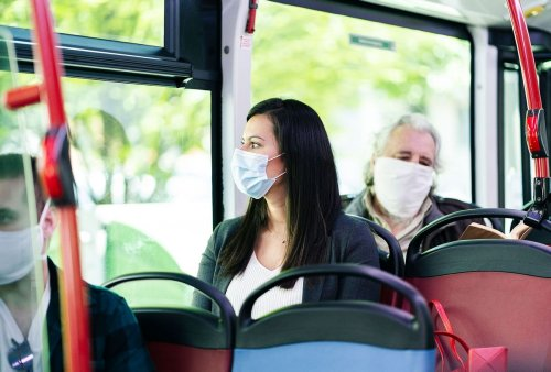 CDC now says vaccinated individuals should wear masks in public indoor settings