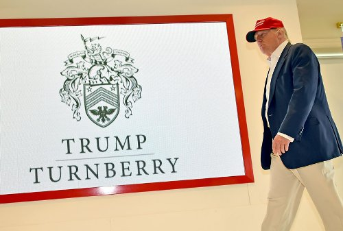 """Trump filed """"fraudulent"""" financial information about overseas golf clubs to US government: watchdog"""