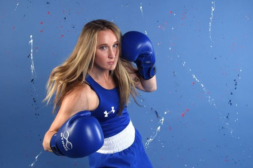 """Olympic boxer Ginny Fuchs on going for the gold while managing OCD: It's a """"battle every day"""""""