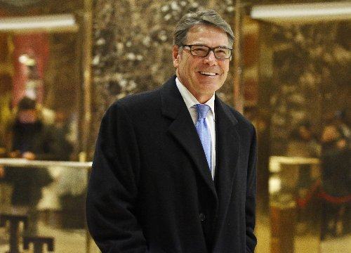 Rick Perry's early days as Energy Secretary have been a bonanza for corporations and the Koch Brothers