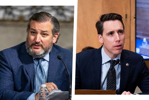 """Failed to do anything"": How Ted Cruz and Josh Hawley's obstruction of Biden's Cabinet backfired"