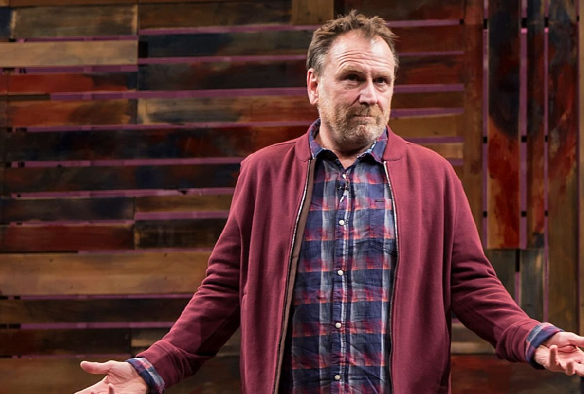 """Colin Quinn on why PC culture ruins comedy: """"Comedy's never positive"""""""