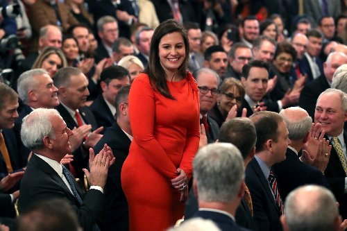"Elise Stefanik requested more earmarks than all of ""The Squad"" combined: conservative journalist"