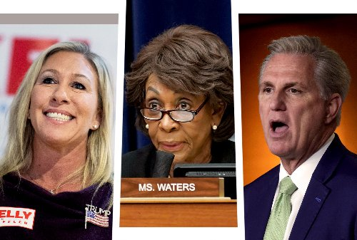 Republican attacks on Maxine Waters prove the GOP is committed to a politics of white whining