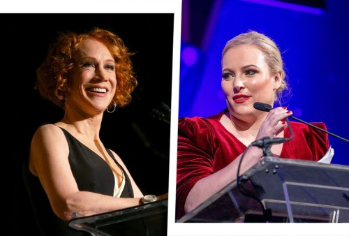 """Meghan McCain attacks Kathy Griffin after lung cancer announcement: """"I don't like her"""""""
