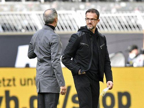 Frankfurt verliert nach Hütter auch Bobic