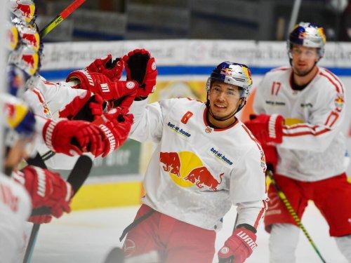 Austin Ortega verlässt Salzburger Eis-Bullen