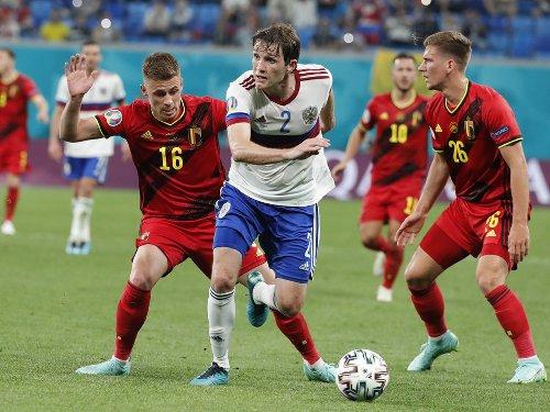 Belgien feiert klaren Auftaktsieg gegen Russland