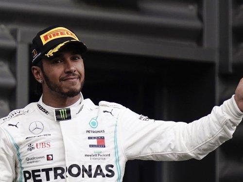 Hamilton startet zum 100. Mal von der Pole