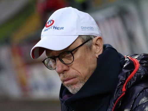 Peter Stöger verlässt Austria Wien mit Saisonende