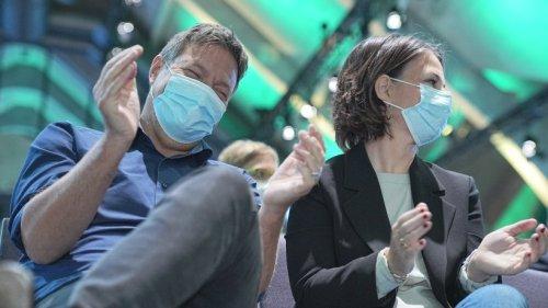 Bundestagswahl: Grüne beschließen Aufnahme der Ampel-Verhandlungen ++ FDP will Lindner als Finanzminister