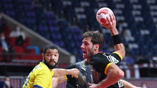 Medaillentraum lebt: DHB-Team im Viertelfinale gegen Ägypten