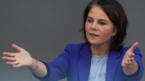 """Baerbock in ZDF-Sendung """"Klartext"""": Das sagt sie zu Corona, Klima und mehr"""