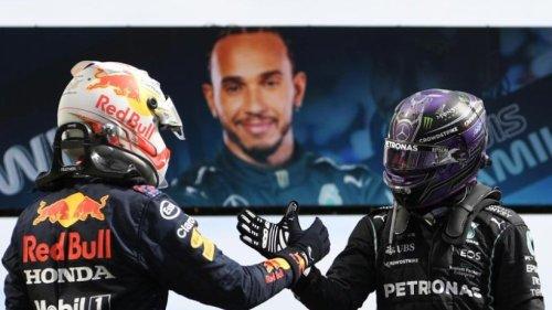 """""""Druck drauf"""": Verstappens enges Titel-Duell mit Hamilton"""