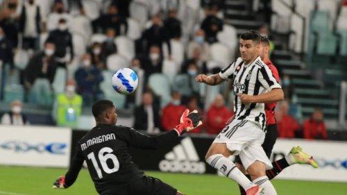 Wieder kein Sieg für Juventus Turin: Remis gegen AC Mailand