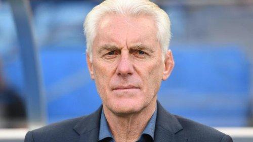 Südafrikas Fußball-Nationalteam mit neuem Cheftrainer