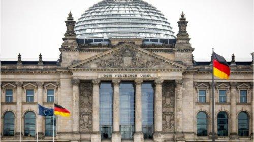 Bundestag: Erste Sitzung nach Wahl ++ Präsident und Vize werden gewählt