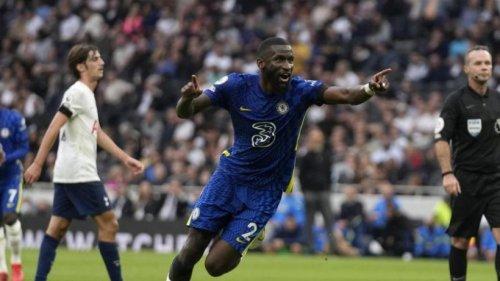 Auch Rüdiger trifft: Chelsea gewinnt bei Tottenham