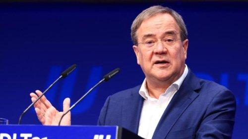 CDU: Laschet übernimmt Verantwortung für Wahl - Spahn und Merz kämpferisch
