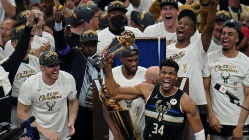 """Greek Freak"" führt Bucks mit 50 Punkten zum NBA-Titel"