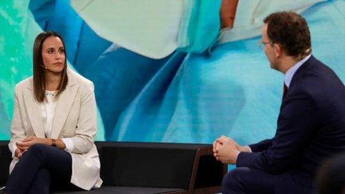 #Nichtselbstverständlich: Pflegerin trifft Minister Spahn