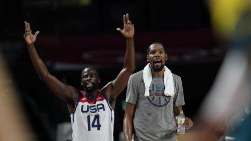 US-Basketballer im Finale - Viertes Gold in Folge möglich