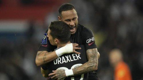 Paris Saint-Germain setzt Siegesserie fort - Draxler trifft