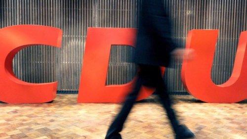 CDU-Landesverbände fordern mehr Beteiligung der Basis