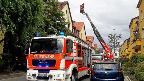 Gefährlicher Wohnungsbrand im westlichen Ringgebiet